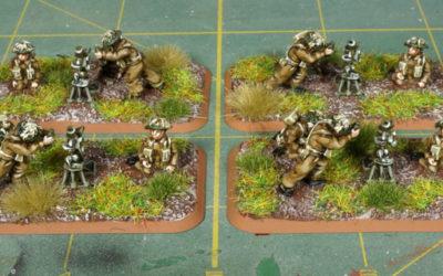 British Mortar Platoon