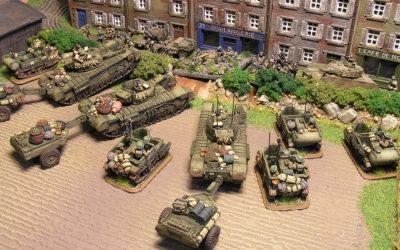 Flames of war – Vehicle customization