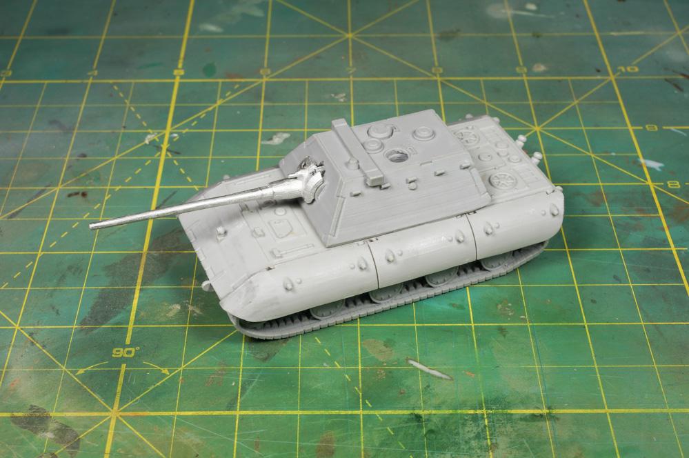 Heer46 E100 Heavy Tank
