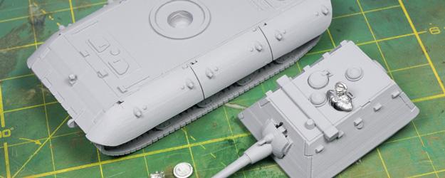Review – Heer46 E100 Krupp 15mm