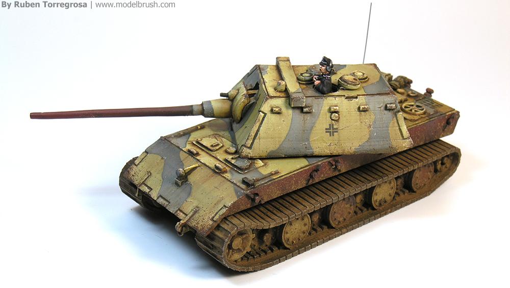 E100 Tank Model - Bing images