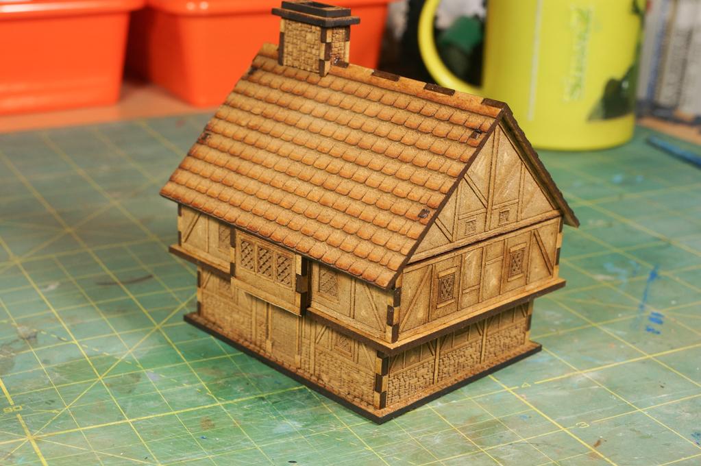 Tudor House TD3 15mm