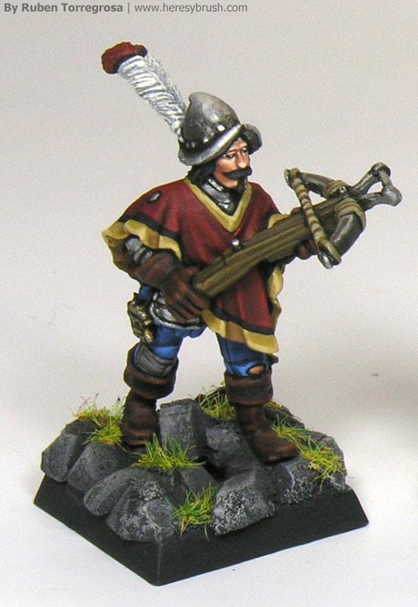 Mordheim Warband Update