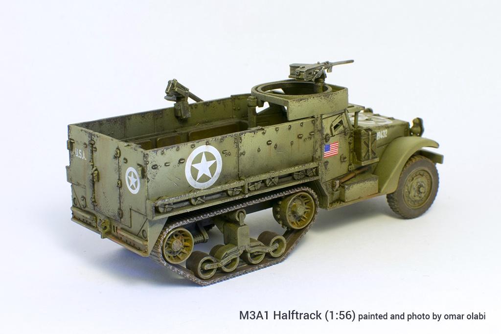 M3A1 Halftrack Warlord