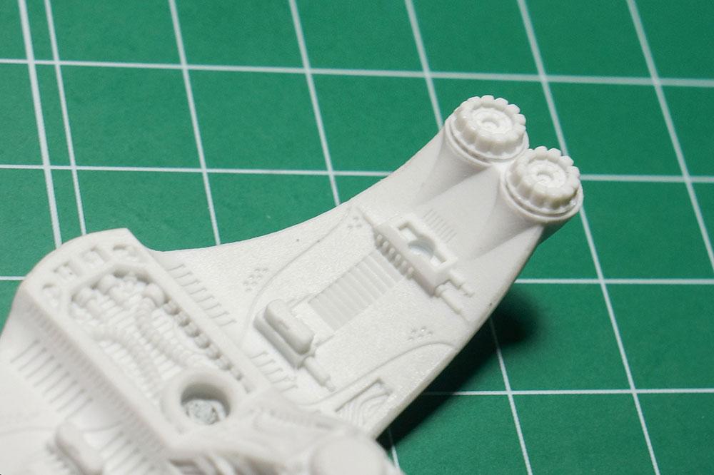 Magnetizing Dropzone Commander Triton ships