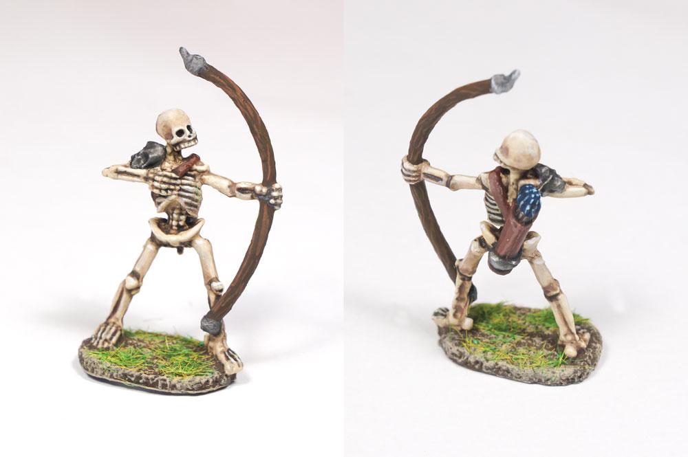 Reaper Bones Skeleton
