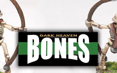 Reaper Bones Skeleton in 10 minutes