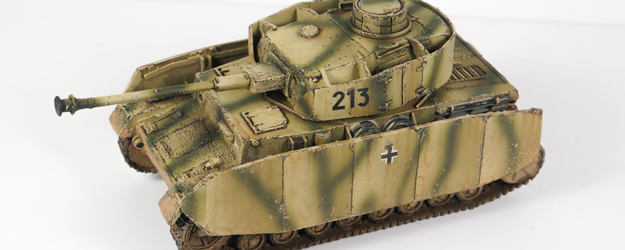 Bolt Action – Warlord Panzer IV H