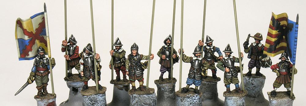 Thirty Years War in 15mm – Totentanz Miniatures