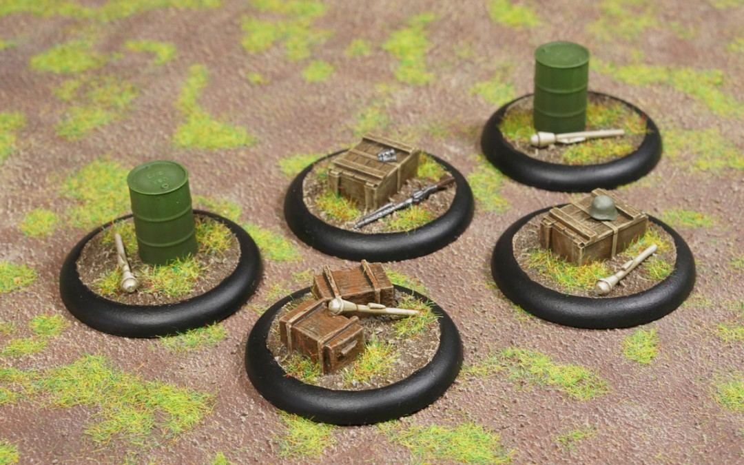 Bolt Action Objectives