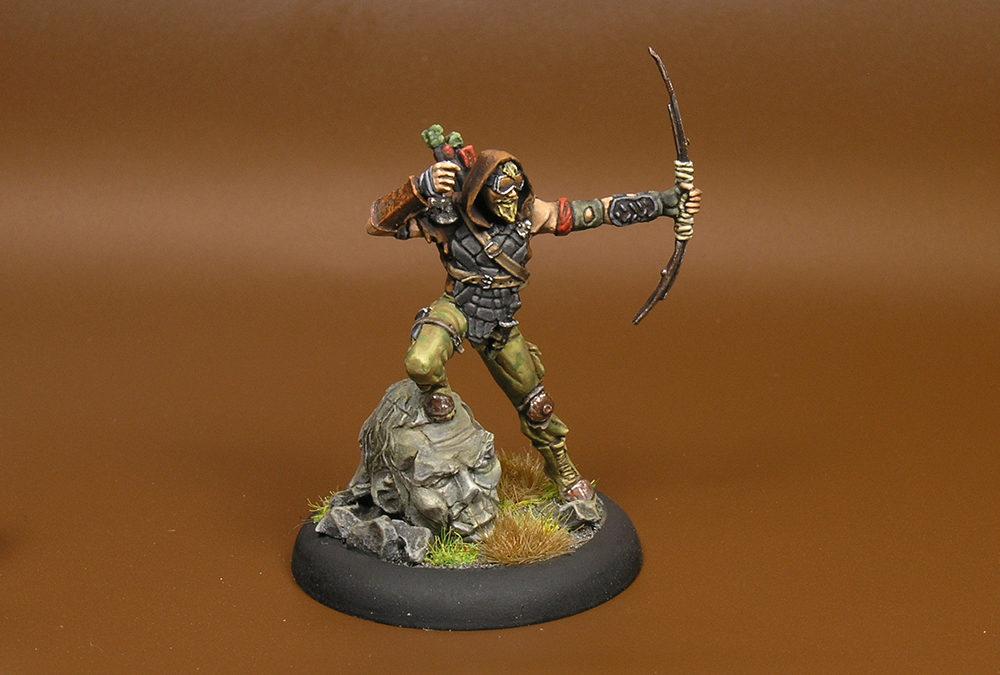 Punkapocalyptic – Gangers: Archer