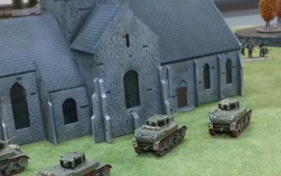 St. Mére Église en 15mm – Plastcraft Games