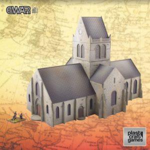 St. Mere Eglise para Flames of War de Plastcraft Games
