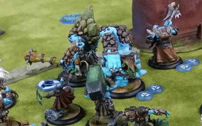 Warmachine – Guerra en los Reinos de Hierro