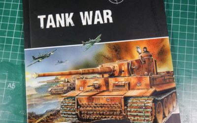 Bolt Action – Tank War book review
