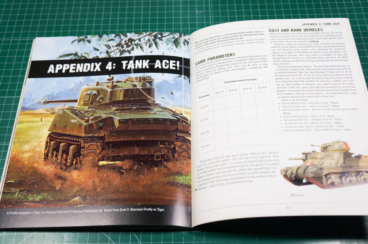 Bolt Action - Tank War book review - ModelBrush