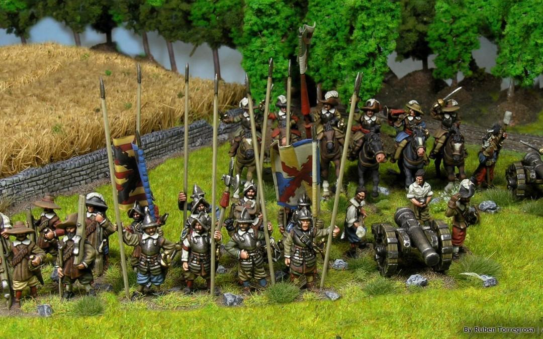 Tercios Liber Militum – Battle report