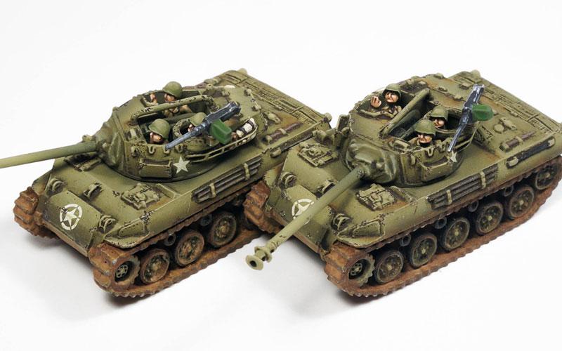 Flames of War – M18 Hellcats