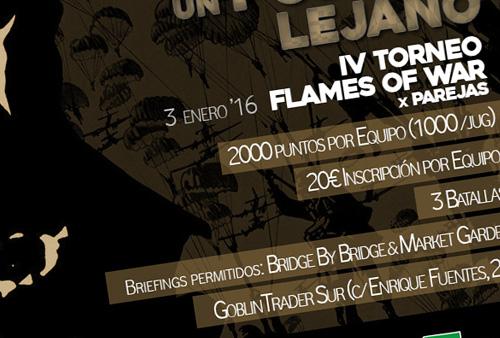 IV Torneo de Flames of War en GoblinTrader Sur