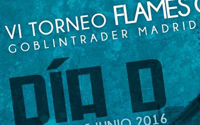 """VI Torneo Flames of War """"Día D"""""""