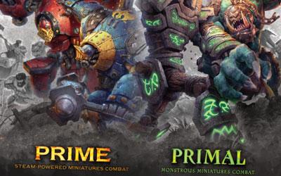 Warmachine Mk3: nuevos reglamentos Prime y Primal