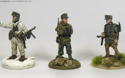 Gebirsjäger, nueva serie de miniatures de 28mm de Heer46
