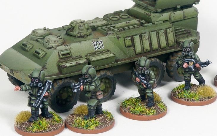Armies Army – BTR 160