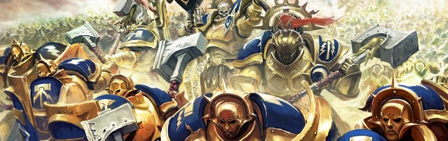 Stormcast Eternals Age of Sigmar