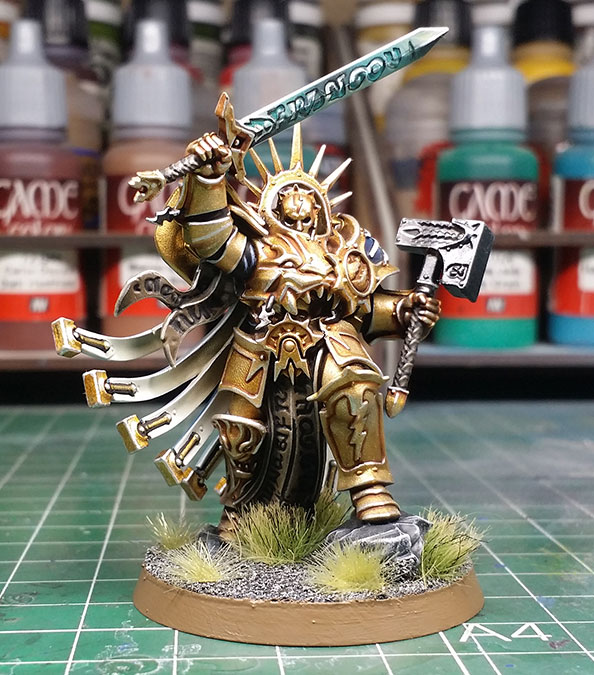 Lord Celestant Stormcast Eternals de Age of Sigmar