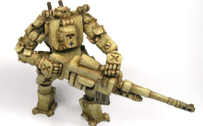 Kickstarter – Panzer Mech Weird WWII
