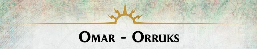Omar Age of Sigmar
