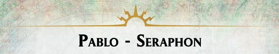 Pablo Seraphon Age of Sigmar
