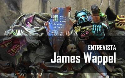 Entrevista – James Wappel