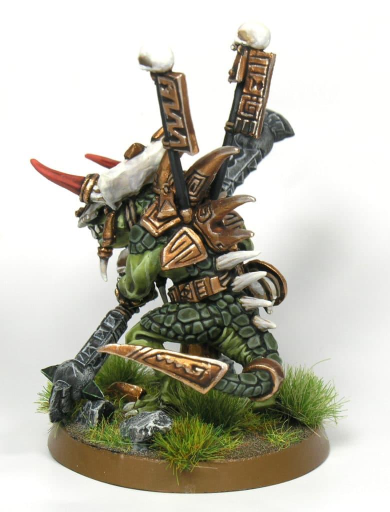 Eternity Warden Seraphon Age of Sigmar