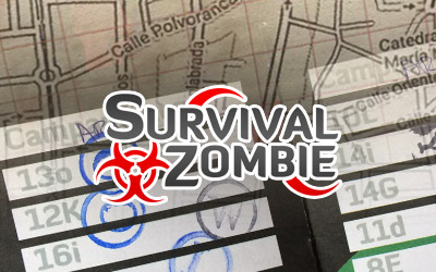 Mi primera Survival zombie