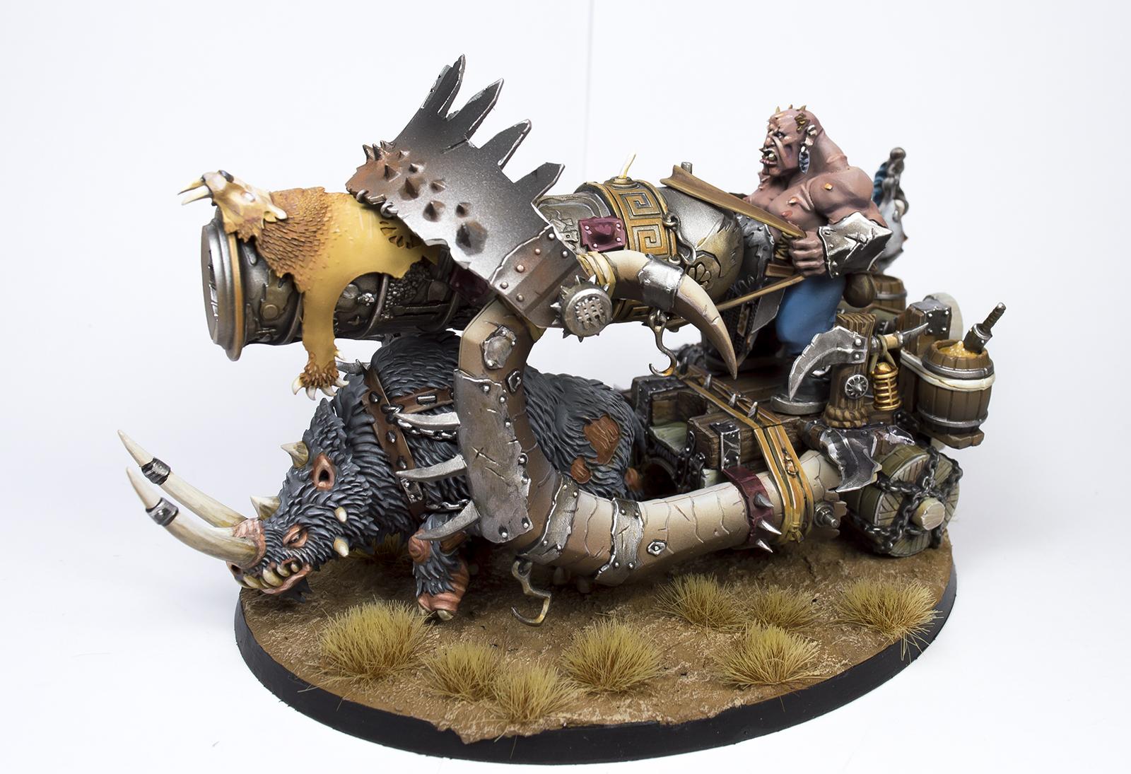 Ironblast ogors Age of Sigmar