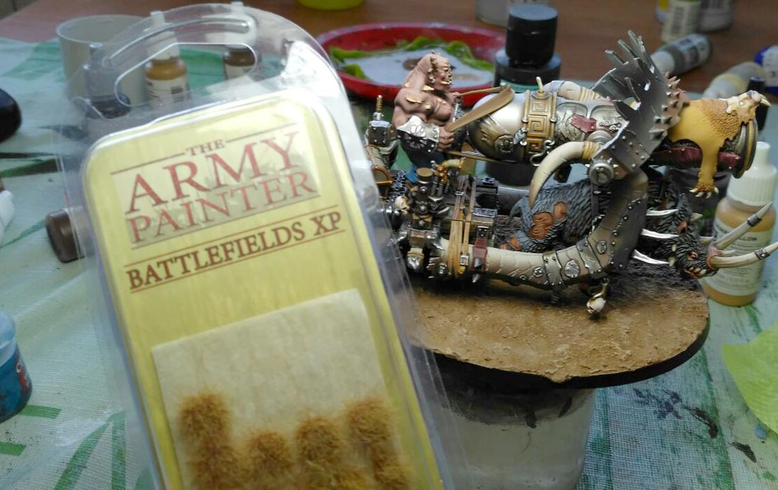 Reinos ogros en Warhammer Age of Sigmar