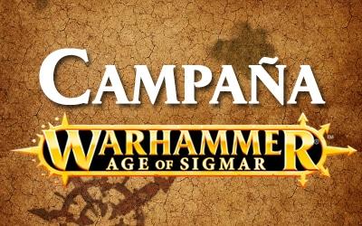 Campaña Age of Sigmar: Estremecer de Uglu