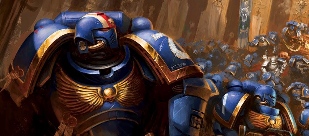 Liga Warhammer 40000 Dark Imperium en Madrid 2017