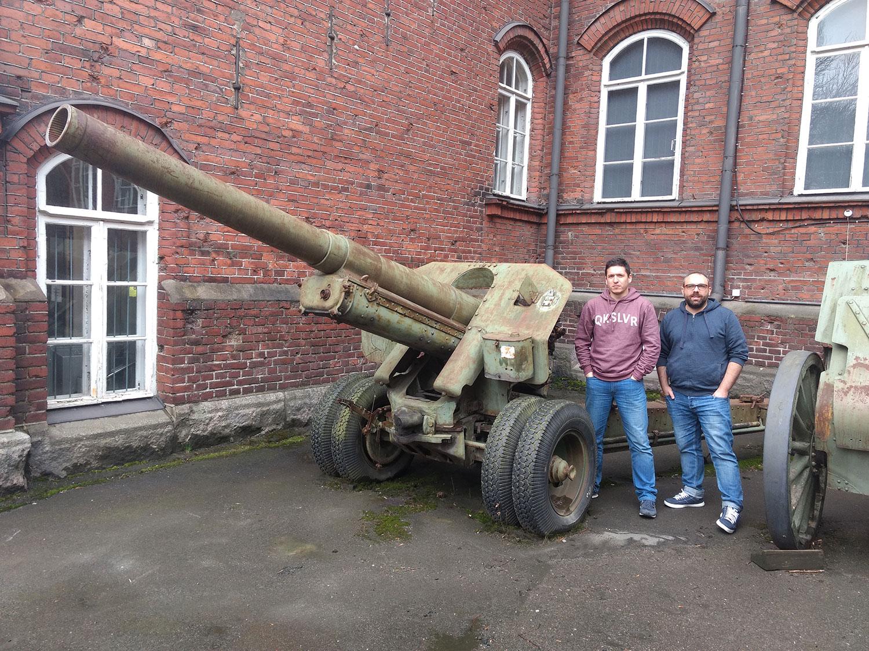 Helsinki Tanks