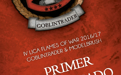 Entrega de premios IV Liga Flames of War