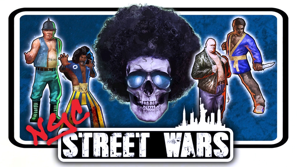 Street Wars NYC