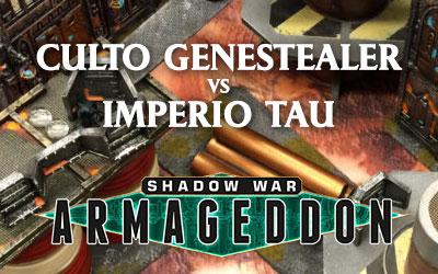 Campaña – Shadow War: Armageddon 6/9