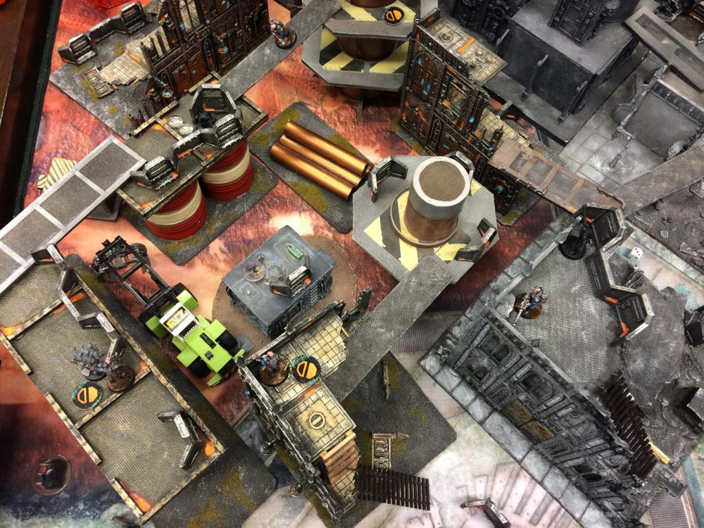 Campaña - Warhammer  Shadow War: Armageddon