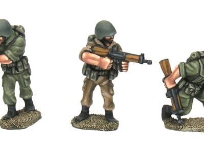 1980 Spanish Army