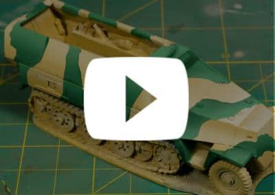 Modulation SdKfz 251