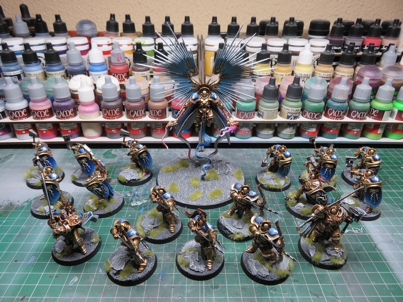 Ejército Stormcast Eternals