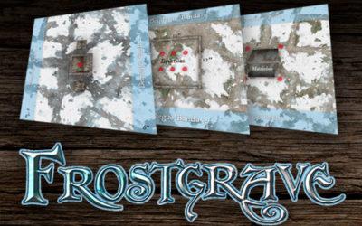 Nuevos escenarios de incursiones para Frostgrave