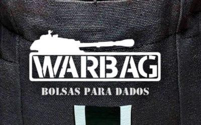 Bolsas de tela para dados Warbag