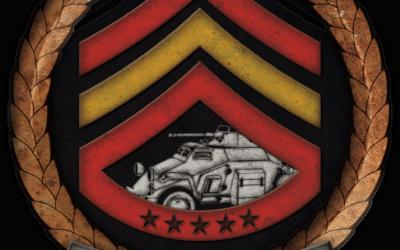 V Liga Flames of War Goblintrader 2017-18